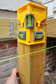 how to build a deck posts notches u0026 frogs young house love
