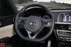 Optima Kia Interior 2016 Kia Optima Sxl Interior 004 The Truth About Cars
