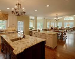 Open Concept Kitchen Design Open Concept Kitchen Living Beauteous Living Room And Kitchen