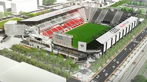 Fc Dallas Stadium Map by Audi Field D C United