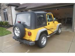 jeep 2001 pdf 2001 jeep wrangler owners manual 28 pages 2001 jeep