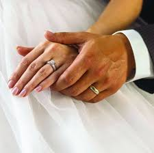 nail color the finishing touch to wedding day preparation