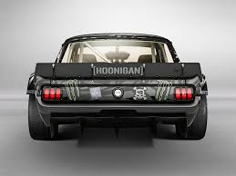 hoonigan cars real life mustang ducktail spoiler honours car part references pinterest