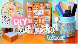 diy back to school ideas diy organization inspired