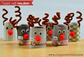Paper Roll Crafts For Kids - write snap scrap toilet roll reindeer christmas crafts for kids