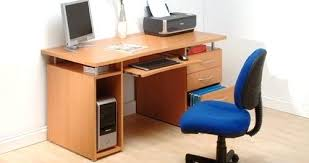 Corner Pc Desk Computer Desk Home Office Awesome Furniture Bright Design Also