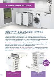 Hafele Laundry Hamper by Hideaway Bins Simplebooklet Com