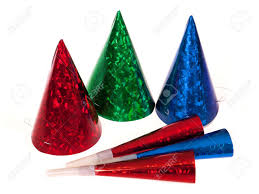 party items party items photo on the white background stock photo picture and