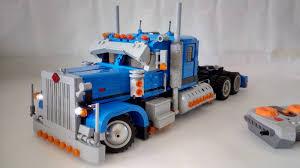 peterbilt lego ideas remote control peterbilt 389