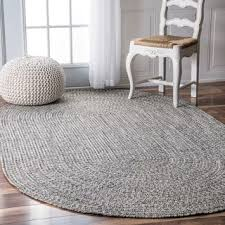 Fade Resistant Outdoor Rugs Anywhere Round Braided Indoor Outdoor Rug 6 U0027 X 6 U0027 Free