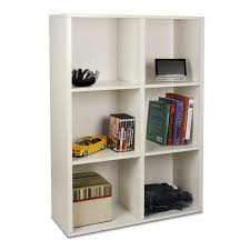 amazon com way basics eco tribeca bookcase white made from