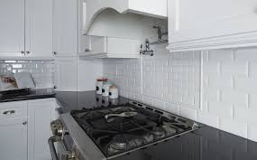 Classic Black And White Kitchen There U0027s Nothing Basic About This Classic Black And White Kitchen