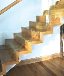 Stairs With Open Risers by Brc Designs Benjamin Rollins Caldwell Brc Modern Studio Furniture