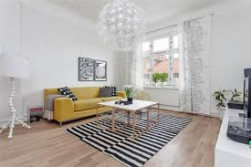 black and white furniture living room 35 light and stylish scandinavian living room designs