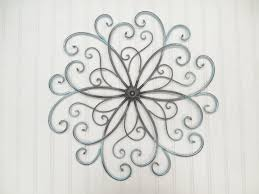 Breathtaking Large Wrought Iron Wall Decor Tips U0026 Ideas Exciting Wrought Iron Wall Art For Interiors