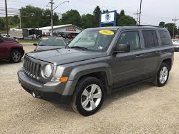 jeep patriot for sale 2013 jeep patriot latitude in corry pa corry pre owned auto sales