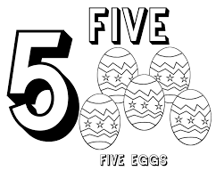 numbers get coloring pages