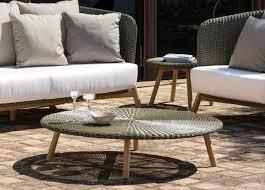 Garden Coffee Table Garden Coffee Table Contemporary Garden Furniture At Go Modern
