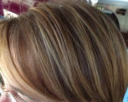 coloring gray hair with highlights hair highlights for idea to cover the gray crap my mom i want to share w each other