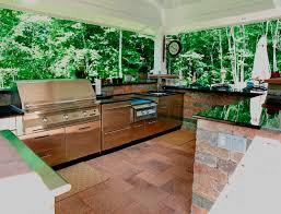 stainless outdoor kitchen kitchen decor design ideas