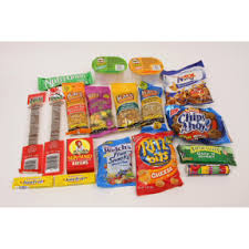 food care packages snack care package travel size miniature products
