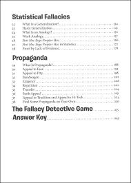 fallacy detective workbook edition 046013 details rainbow