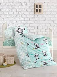 Baby Duvet Amazon Com Cottonbox Panda Baby Bedding 100 Cotton Baby Duvet