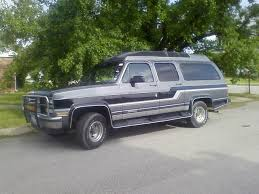 chevy and gmc suburban geneva conversion packages