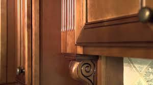 chestnut avalon kitchen cabinets youtube