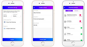 debit cards for kids current is an app controlled debit card for kids the verge