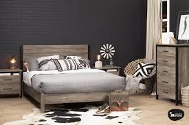 Trent Bedroom Set Espresso Finish South Shore Munich Queen Platform Bed U0026 Reviews Wayfair