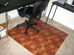 desk desk chair floor pad protect carpet from desk chair home