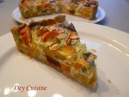 cuisiner les l馮umes autrement dey cuisine tarte aux légumes rôtis