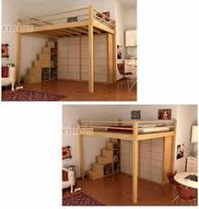 Free Plans For Full Size Loft Bed by Loft Bed Plans Full Size Loft Bed Do It Yourself Home Projects
