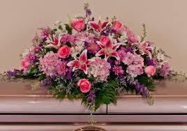 louisville florists beautiful casket sprays garden casket spray nanz and