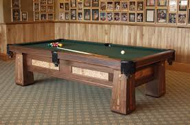 Maple Table And Chairs Curly Maple U0026 Mahogany Pool Table Dorset Custom Furniture Vt