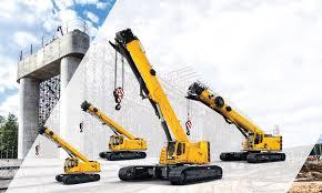 grove ghc telescoping crawler cranes