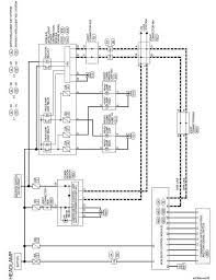 nissan sentra service manual wiring diagram exterior lighting