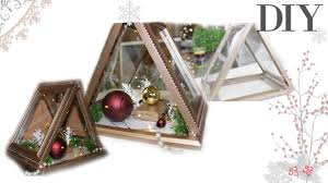 how to triangular lantern display holiday winter dollar