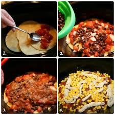 crockpot mexican lasagna stack up family fresh meals