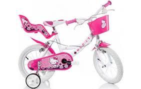 kitty kids bike 14