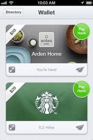 gift card wallet square s wallet app gains gift cards with passbook integration