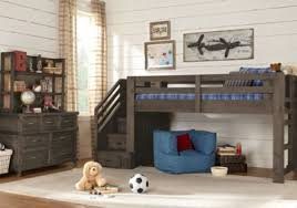 espresso twin bed montana espresso twin step jr loft bed bunk loft beds dark wood