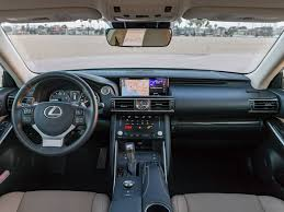lexus cars interior 2017 lexus is 200t quick take kelley blue book