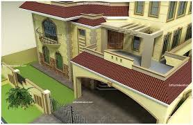 3d Front Elevation Com 8 Marla House Plan Layout Elevation by 3d Front Elevation Com Pakistan 1 Kanal 10 Marla Plan 3d Front