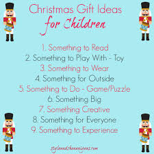 christmas christmas gift ideas for kids style shenanigans
