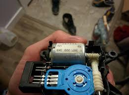a c flap actuator 9pa 9pa1 cayenne cayenne s cayenne turbo