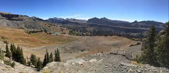 a must do hike the teton crest trail skinny skis jackson hole