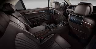 hyundai canada genesis hyundai launches genesis luxury brand with g90 sedan autotrader ca