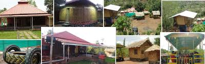 fram house agritourism resort near pune